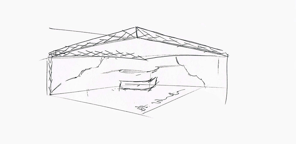 christine-sperle-produktdesign-harley-davidson-messestand-skizzen