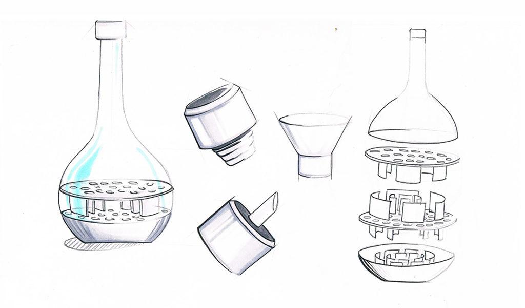 Christine-Sperle-Produktdesign-Taste-Grinder-Skizzen