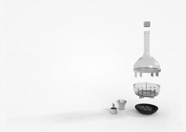 Christine Sperle - Produktdesign - Taste Grinder