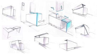 Christine Sperle - Produktdesign - Theke
